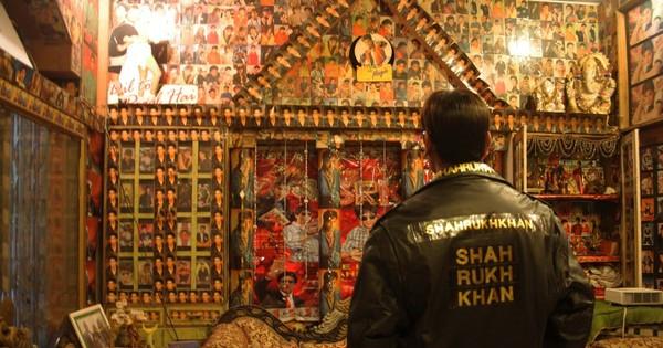 [Photos] Meet the 'biggest Shah Rukh Khan fan in the world'