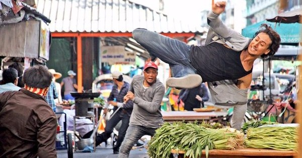 Film review: A martial arts star is born with 'Baaghi'
