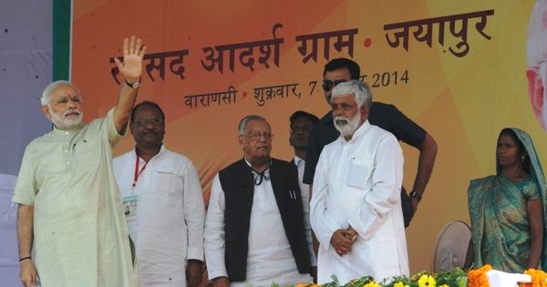 The first village Modi adopted is in a shambles, the second is on the warpath
