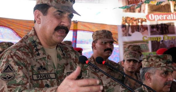 The big news: Pakistan Army chief warns of response to India's strikes, and nine other top stories