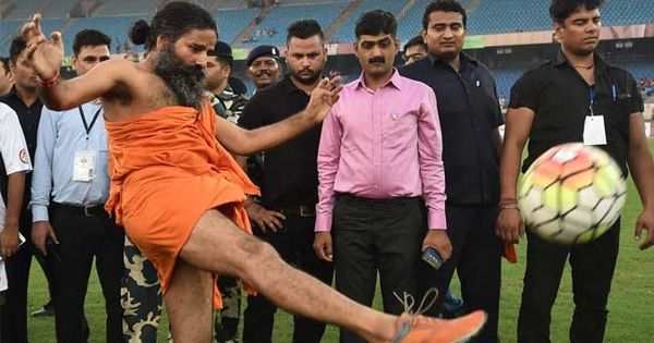 'Bend it like Baba Ramdev': Twitter writes a funny script starring the yoga guru