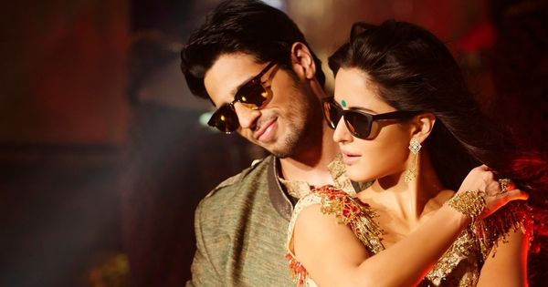 Where have we heard the 'Kala chashma' song from 'Baar Baar Dekho' before?