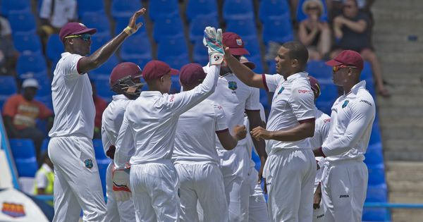 West Indies think a green pitch might thwart a marauding India in the second Test at Jamaica