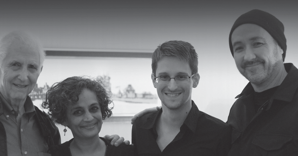 Arundhati Roy on 'Bill and Melinda Gates's pillow talk'