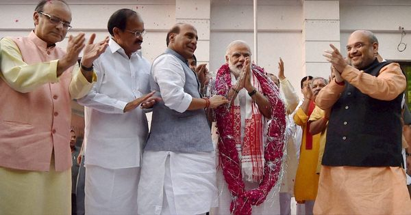 The third man: Arun Jaitley is back in business as the BJP's troubleshooter No 1