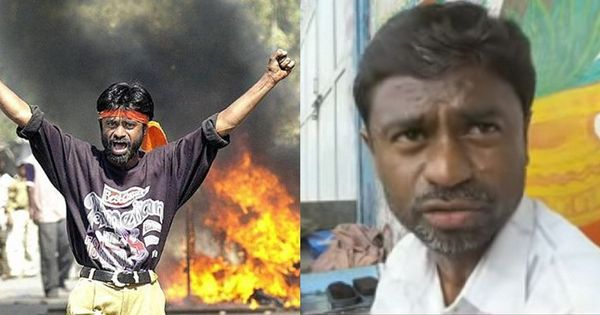 From Godhra to Una: The face of the Gujarat riots has attached his name to the Dalit cause