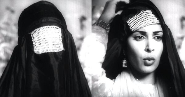 Way before the burkini ban, Hindi cinema has been lifting and dropping the veil