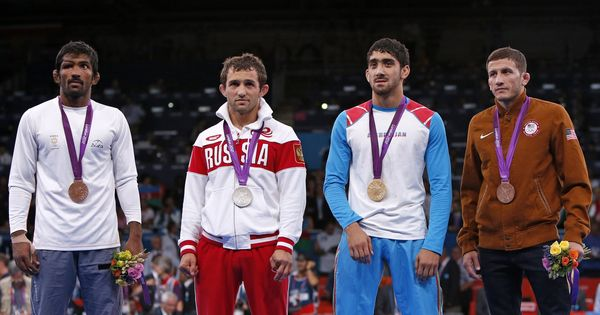 The big news: Yogeshwar Dutt's London Olympics bronze upgraded to silver, and nine other top stories