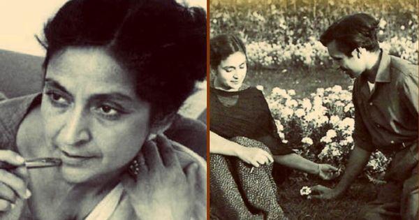 The story of Amrita Pritam's final love poem
