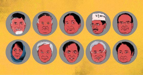 महामुख्यमंत्री-2016 : देश के सबसे ताकतवर और प्रभावी 10 मुख्यमंत्री