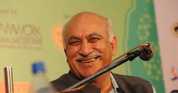 Not just Rahul Gandhi: BJP leader MJ Akbar also said that RSS-linked men killed Mahatma Gandhi