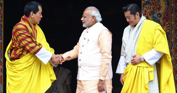 Himalayan power play: India watches worriedly as China woos Bhutan