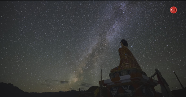 This video brings you the breathtaking sights of Spiti Valley in a way no human eyes have ever seen