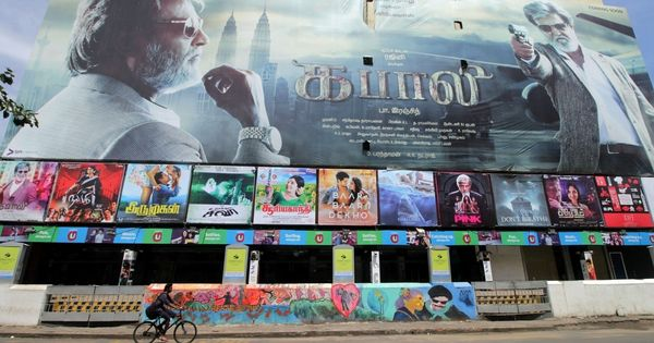 Cauvery water-sharing dispute: Is the Tamil film industry a soft target or a political tool?
