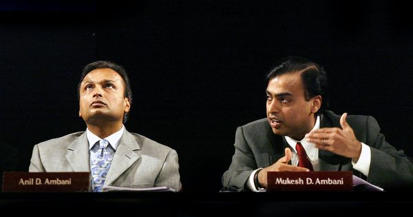 Anil Ambani's R-Comm 'virtually merges' with brother Mukesh's Reliance Jio