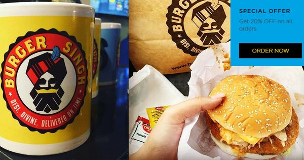 Poor taste: A Delhi burger chain offers discount to mark India's strikes along LoC