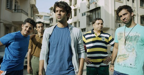 It's a goal for football film 'Tu Hi Mera Sunday'