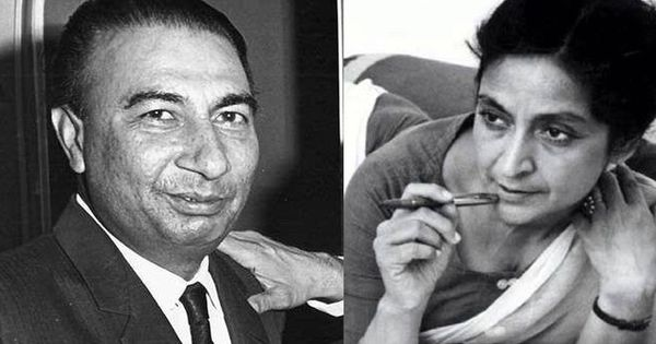 The unspoken passion of Sahir Ludhianvi and Amrita Pritam