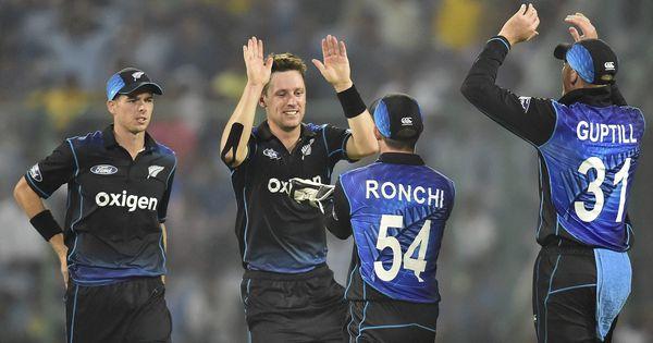 1st ODI: India reach 309 against Australia thanks to Rohit Sharma special