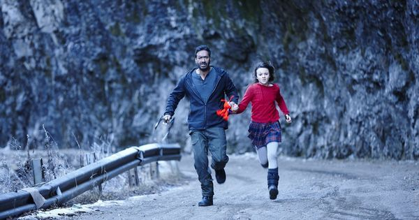 Film review: Ajay Devgn struggles to the peak in 'Shivaay'