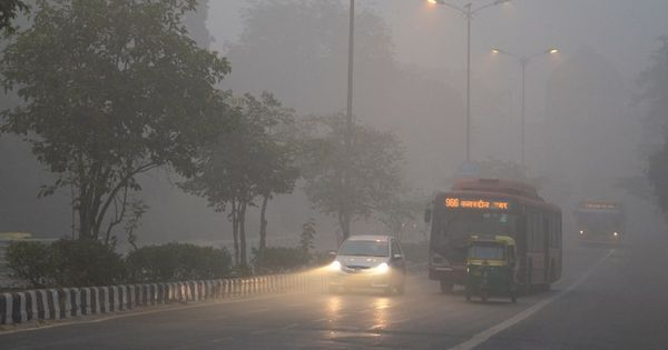 Evening the odds: One chart shows why Delhi's plan to limit cars makes perfect sense