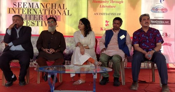 At the Karachi Literature Festival, the real stories were of India and Pakistan