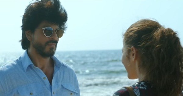 Dear doctor, why aren't all movie therapists as dishy as Shah Rukh Khan in 'Dear Zindagi'?