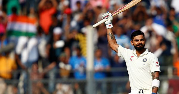 If there was any debate about it, Virat Kohli sealed it on Saturday – he is the world's best batsman