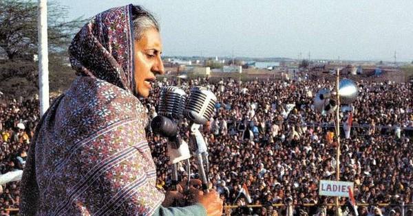 प्रधानमंत्री मोदी का यह कहना कि इंदिरा गांधी नोटबंदी से पीछे हट गई थीं, सिर्फ आधा सच है