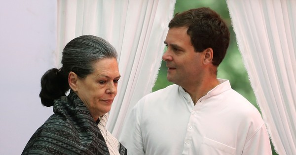 'Sonia Gandhi knows that politics is a whirlpool which you can enter but not escape'