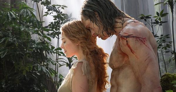 Film review: 'The Legend of Tarzan' has dodgy politics but stunning visuals