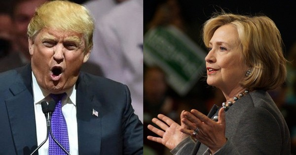 Brace yourselves: Donald Trump is now leading over Hillary Clinton in latest US polls