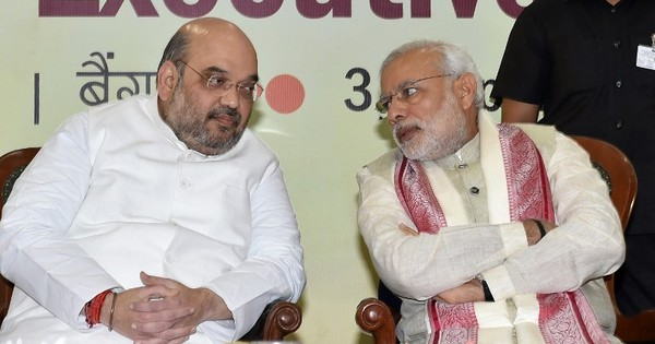 Before the 'surgical strikes', BJP was grappling with an angry cadre crying for revenge