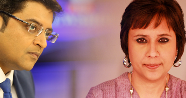 NDTV's Barkha Dutt slams Arnab Goswami's sinister call for journalists to be put on trial