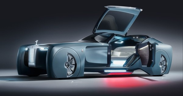 Rolls-Royce's luxury vision of the future tells us more about ourselves