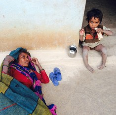 No ordinary drought: Look what the poor in Uttar Pradesh are eating to survive