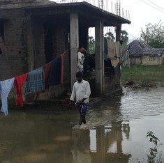 A Dalit village in Cuddalore was left to fend for itself through 36 days of flooding