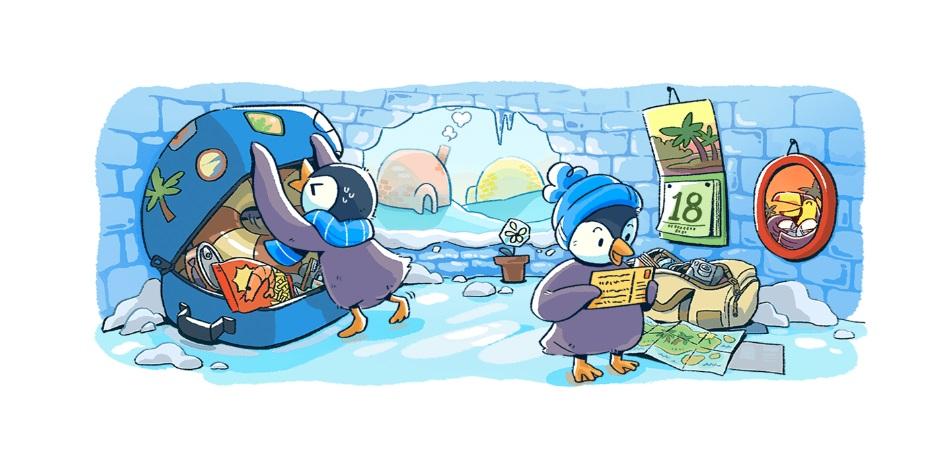 Google Doodle Begins Christmas, New Year Countdown With Interactive Illustrations
