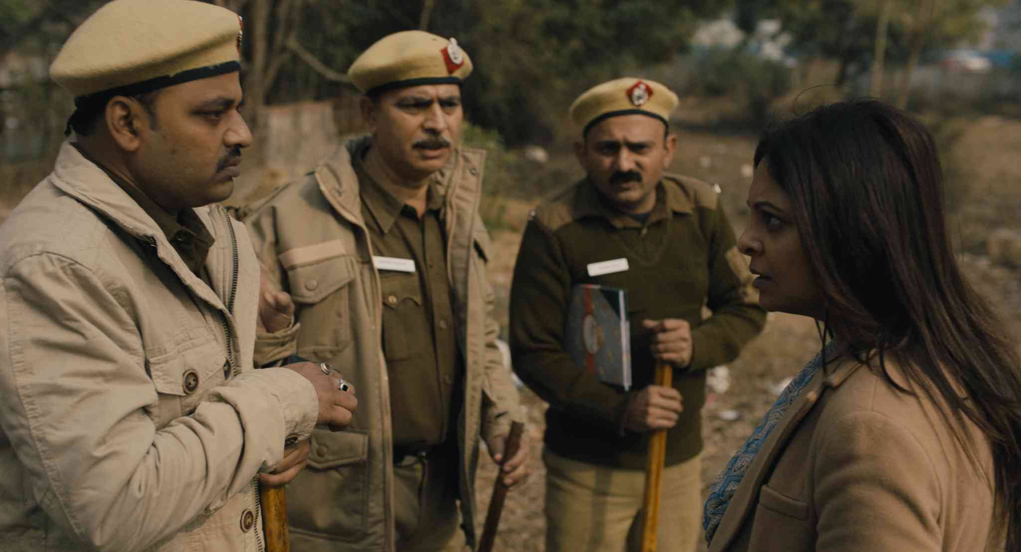 Delhi Crime. Courtesy Netflix