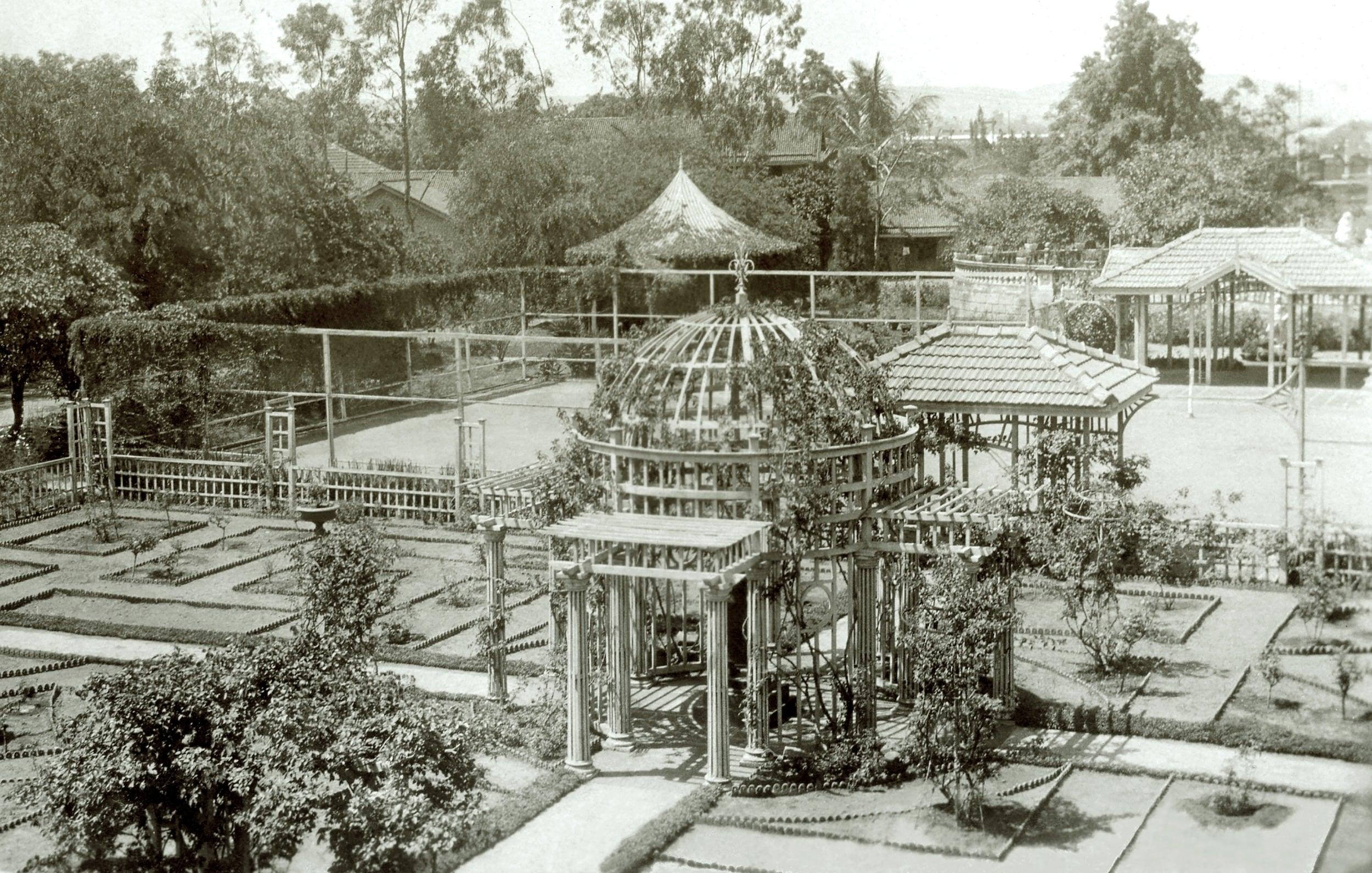 The Gladhurst Property, Pune. Courtesy: Tata Central Archives