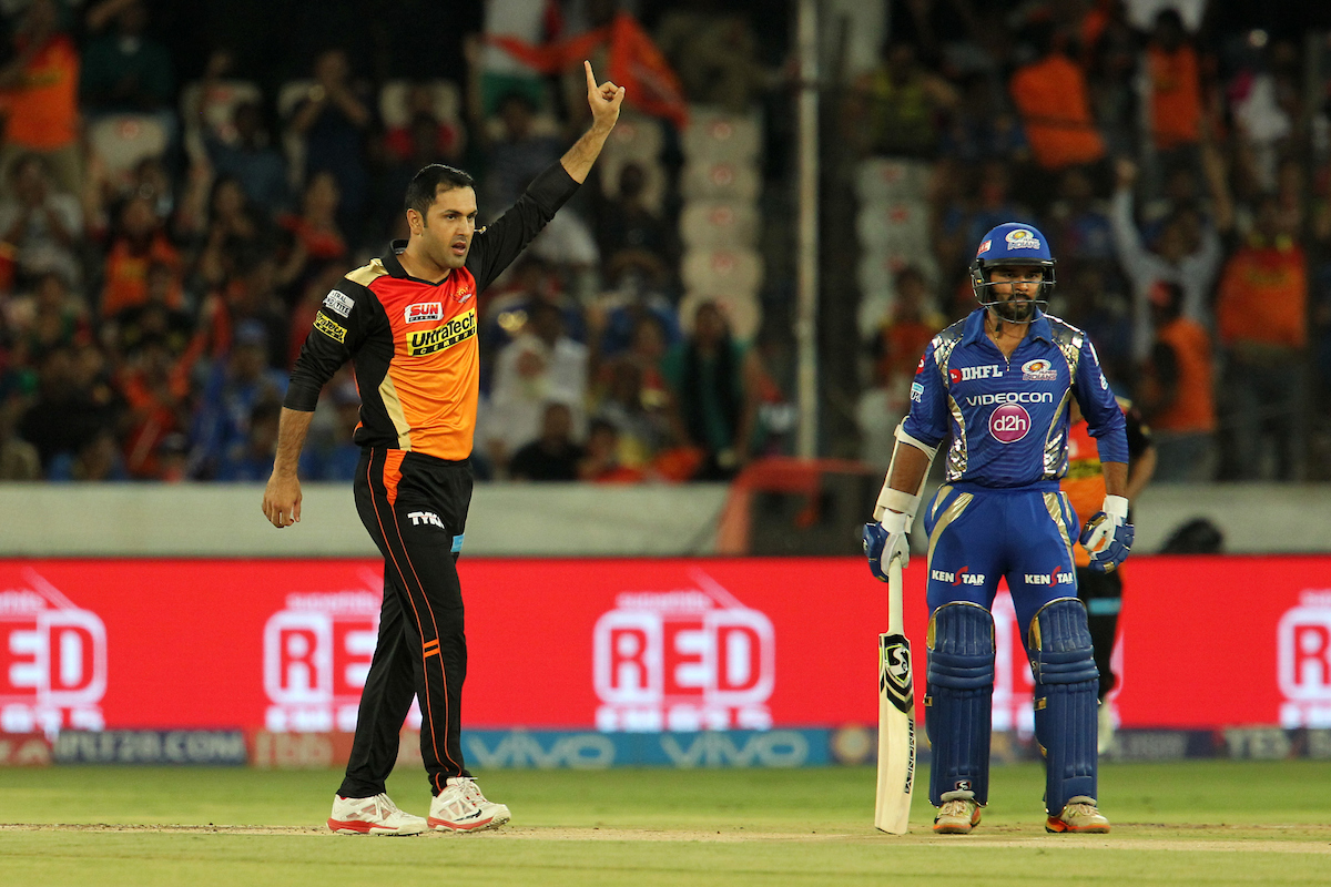 Sunrisers eye for win against MI