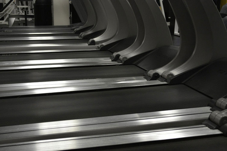 On the treadmill…  Jeff Blackler/Flickr, CC BY