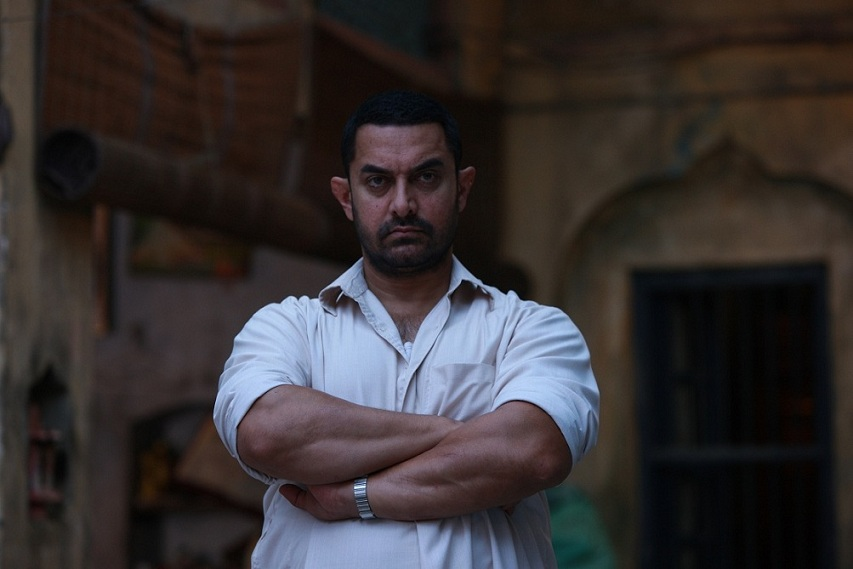 Aamir Khan in 'Dangal'.