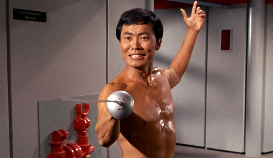 George Takei clarifies comments over decision to cast gay Sulu