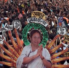 From Kolkata to Delhi via Tripura: With Bengal secured, Mamata Banerjee now looks to go national