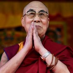 दलाई लामा के आमंत्रण पर चीन ने ताइवान को चेतावनी दी