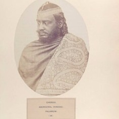 Incredible 19th century portraits of India's ancient tribes