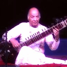 For Vilayat Khan, sur and laya are a religion
