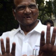 Day after hearing, former BCCI president Sharad Pawar takes dig at Supreme Court