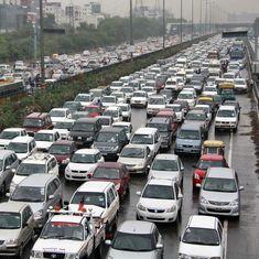 दिल्ली और तेलंगाना में भारी बारिश, हैदराबाद में सात लोगों की मौत